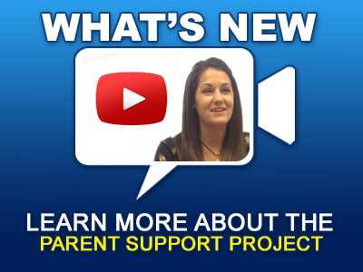 Introducing the Parent Support Project - Full Video